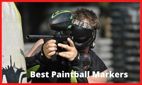 What paintball markers do geniuses use?