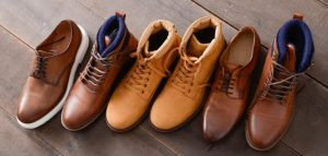 Real Natural Leather Shoes