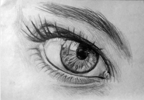 Observations and Tips for Drawing Realistic Eyes